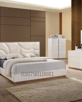 Code: BS 1007 | Wooden Bed